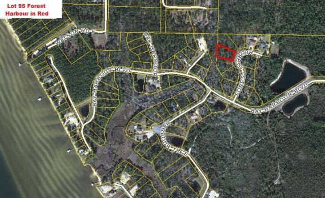 Lot 95 Forest Harbour, Freeport, FL 32439 (MLS #790054) :: Classic Luxury Real Estate, LLC