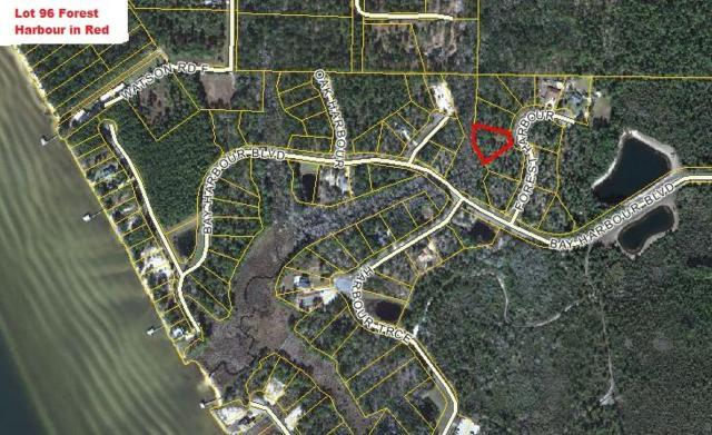 Lot 96 Forest Harbour, Freeport, FL 32439 (MLS #790055) :: Classic Luxury Real Estate, LLC