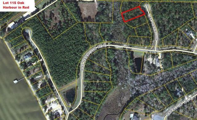 Lot 115 Oak Harbour, Freeport, FL 32439 (MLS #790057) :: Coast Properties