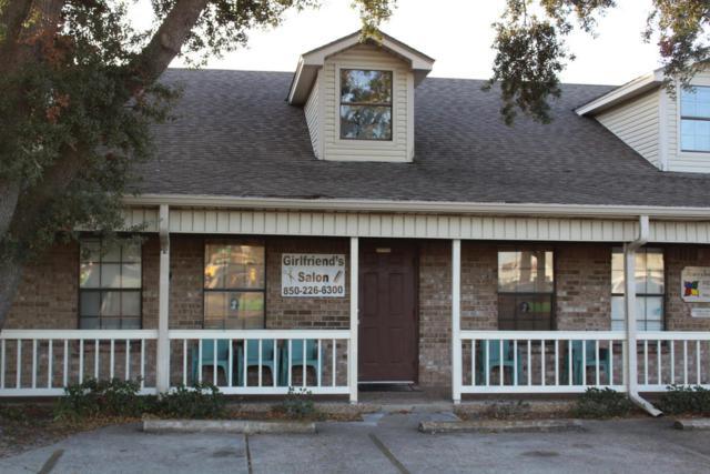 501 Mary Esther Cutoff #3, Fort Walton Beach, FL 32548 (MLS #790222) :: Coast Properties