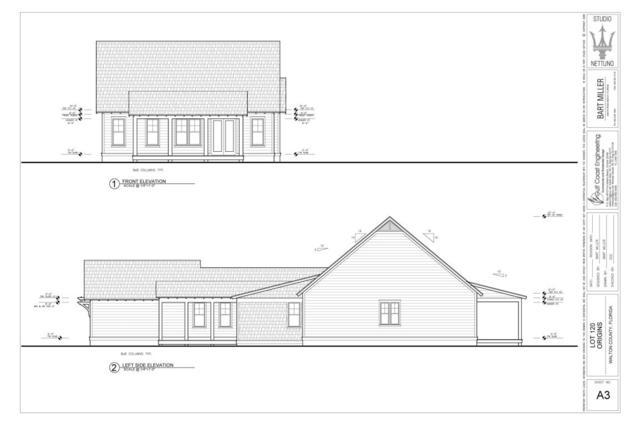 TBD Firefly Way Lot 70, Inlet Beach, FL 32461 (MLS #790239) :: Homes on 30a, LLC