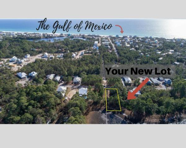 Lot 32 Spotted Dolphin Road, Santa Rosa Beach, FL 32459 (MLS #790478) :: ResortQuest Real Estate