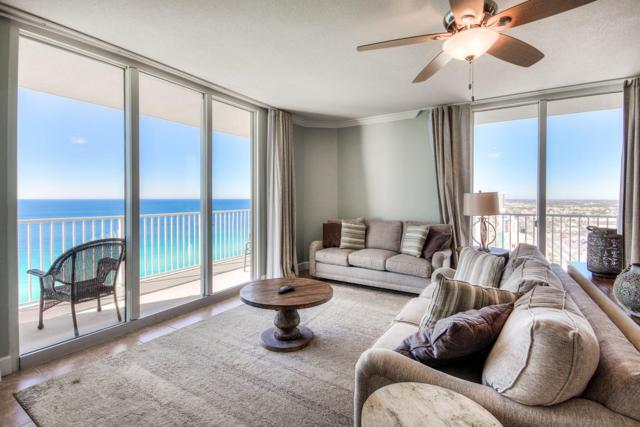 16819 Front Beach Road Unit 1801, Panama City Beach, FL 32413 (MLS #790593) :: Somers & Company