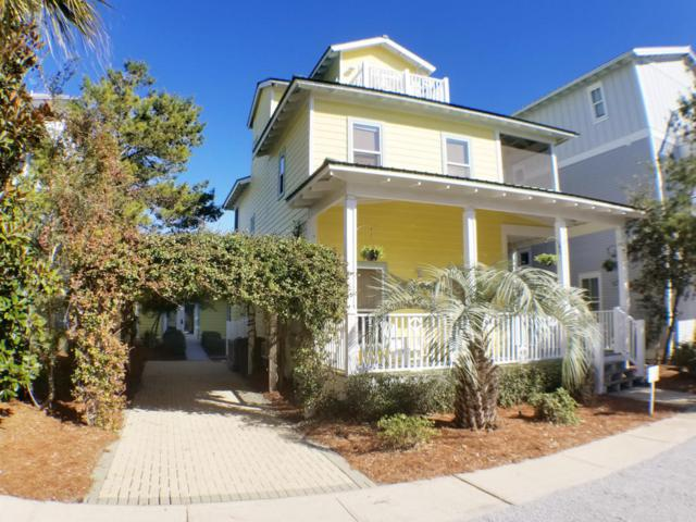 90 W Blue Crab Loop, Panama City Beach, FL 32461 (MLS #790685) :: Somers & Company