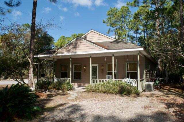 9 E Wild Blueberry Way, Santa Rosa Beach, FL 32459 (MLS #790722) :: Coast Properties