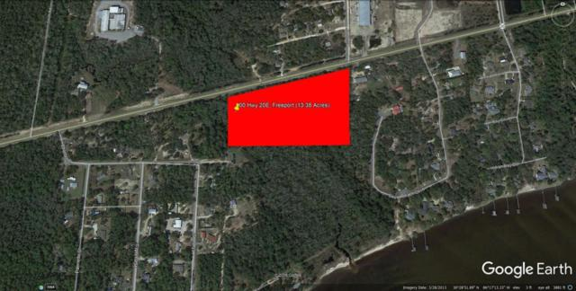 00 Fl-20, Freeport, FL 32439 (MLS #790769) :: Scenic Sotheby's International Realty