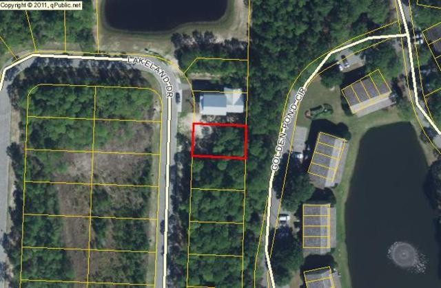 Lot 3 Lakeland, Miramar Beach, FL 32550 (MLS #790773) :: Coast Properties