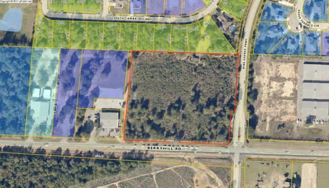 0 Berryhill Rd, Pace, FL 32571 (MLS #790872) :: ResortQuest Real Estate