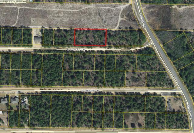 3 lots E Violet Lane, Defuniak Springs, FL 32433 (MLS #790915) :: Luxury Properties Real Estate