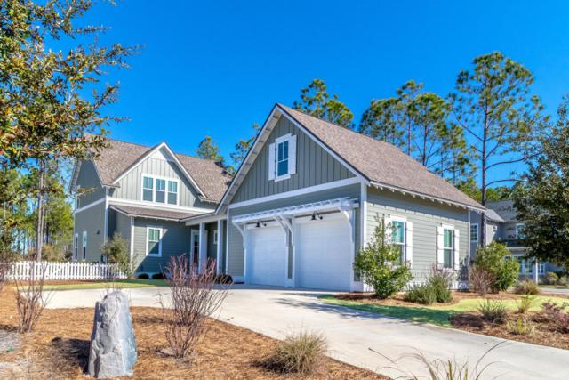 16 Cannonball Lane, Inlet Beach, FL 32461 (MLS #790991) :: Coast Properties