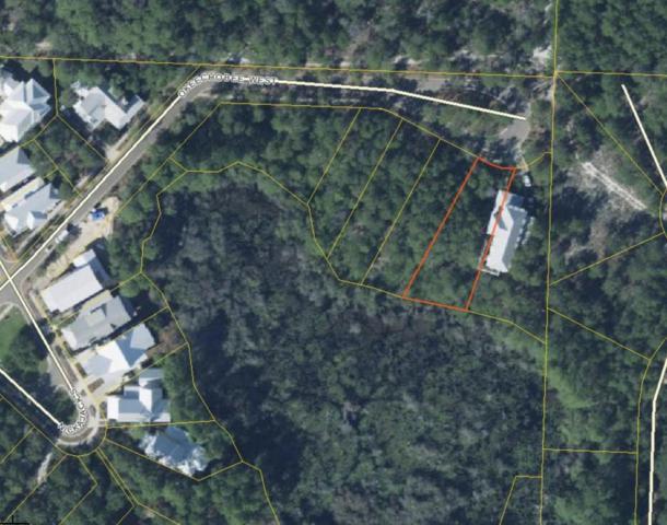 Lot 18 Okeechobee West, Santa Rosa Beach, FL 32459 (MLS #791041) :: Keller Williams Realty Emerald Coast