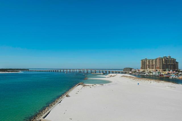 100 Gulf Shore Drive Unit 605, Destin, FL 32541 (MLS #791278) :: Classic Luxury Real Estate, LLC