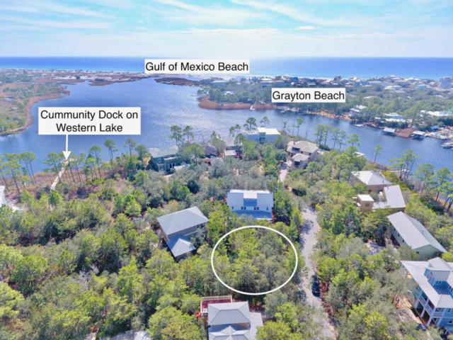 Lot 8 BlkB Wilderness Way, Santa Rosa Beach, FL 32459 (MLS #791289) :: 30A Real Estate Sales