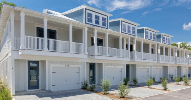 4923 E County Hwy 30A C102, Santa Rosa Beach, FL 32459 (MLS #791324) :: ResortQuest Real Estate