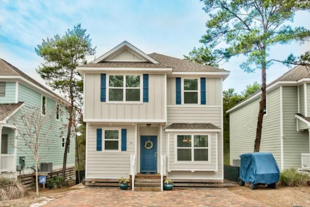90 Sandpine Loop, Inlet Beach, FL 32461 (MLS #791347) :: RE/MAX By The Sea