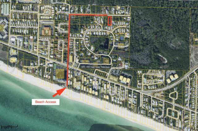 Lot D Lee Place, Santa Rosa Beach, FL 32459 (MLS #791362) :: Davis Properties