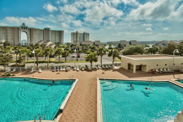 122 Seascape Drive Unit 306, Miramar Beach, FL 32550 (MLS #791513) :: Somers & Company