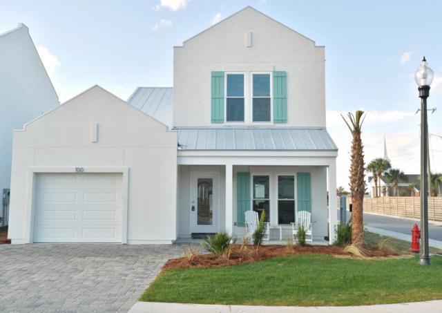 118 Sea Breeze Circle, Panama City Beach, FL 32413 (MLS #791523) :: Classic Luxury Real Estate, LLC