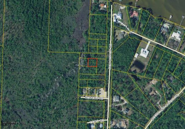 Lot 5 Don Bishop Road, Santa Rosa Beach, FL 32459 (MLS #791653) :: Scenic Sotheby's International Realty