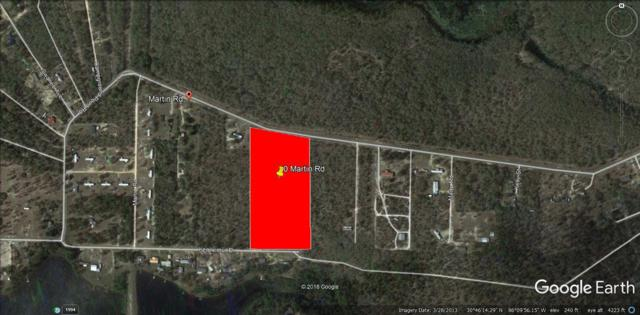 00 Martin Road, Defuniak Springs, FL 32433 (MLS #791658) :: Scenic Sotheby's International Realty