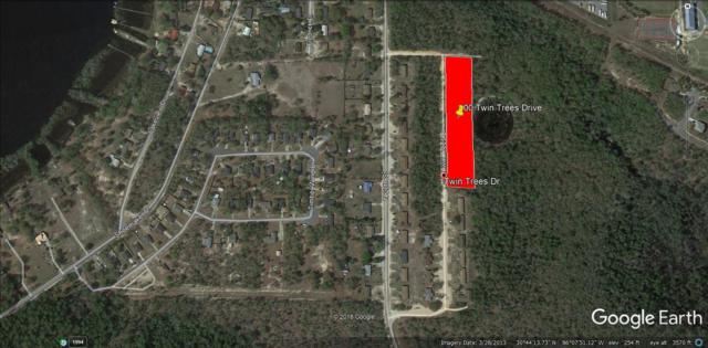 00 Twin Trees Drive, Defuniak Springs, FL 32433 (MLS #791660) :: Scenic Sotheby's International Realty