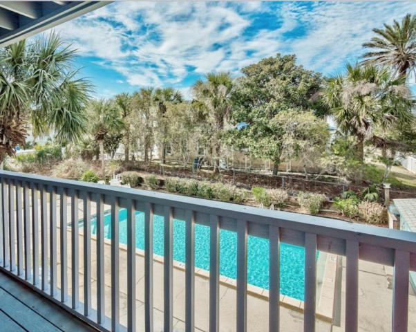 126 S Walton Lakeshore Drive Unit 205, Inlet Beach, FL 32461 (MLS #791669) :: RE/MAX By The Sea