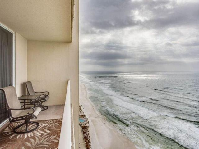 16819 Front Beach Road #2010, Panama City Beach, FL 32413 (MLS #791691) :: ResortQuest Real Estate