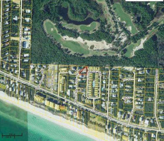 Lot 8 Pelican Glide Lane, Seacrest, FL 32461 (MLS #791823) :: Classic Luxury Real Estate, LLC