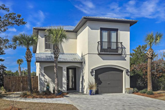 47 Charlotte Avenue, Miramar Beach, FL 32550 (MLS #791830) :: Classic Luxury Real Estate, LLC