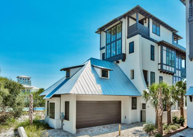 45 Seapointe Lane, Santa Rosa Beach, FL 32459 (MLS #791843) :: ResortQuest Real Estate