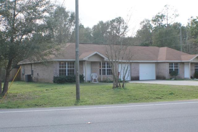 5444 Hwy 4 A & B, Baker, FL 32531 (MLS #791856) :: Scenic Sotheby's International Realty