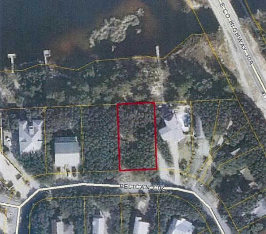00 Pelican Circle, Inlet Beach, FL 32461 (MLS #791889) :: RE/MAX By The Sea