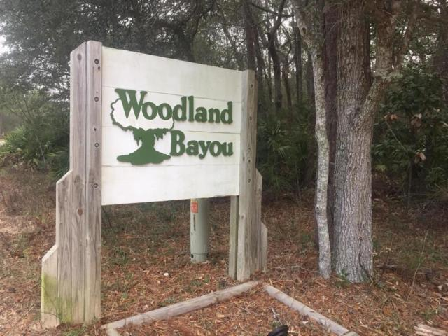 TBD Woodland Bayou Drive, Santa Rosa Beach, FL 32459 (MLS #791942) :: Classic Luxury Real Estate, LLC