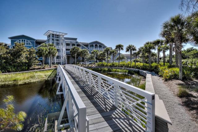 100 South Bridge. Lane C106, Watersound, FL 32461 (MLS #791957) :: 30A Real Estate Sales