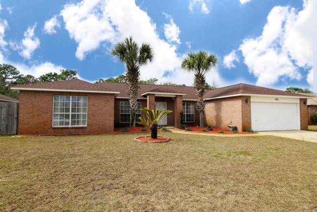 1955 Alfred Boulevard, Navarre, FL 32566 (MLS #791985) :: Luxury Properties on 30A