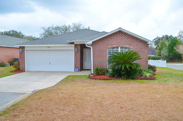 1393 Pearl S Buck Court, Niceville, FL 32578 (MLS #792112) :: RE/MAX By The Sea