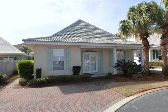 33 Aquamarine Cove, Miramar Beach, FL 32550 (MLS #792122) :: RE/MAX By The Sea