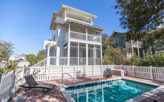20 Brown Street, Santa Rosa Beach, FL 32459 (MLS #792174) :: Luxury Properties on 30A