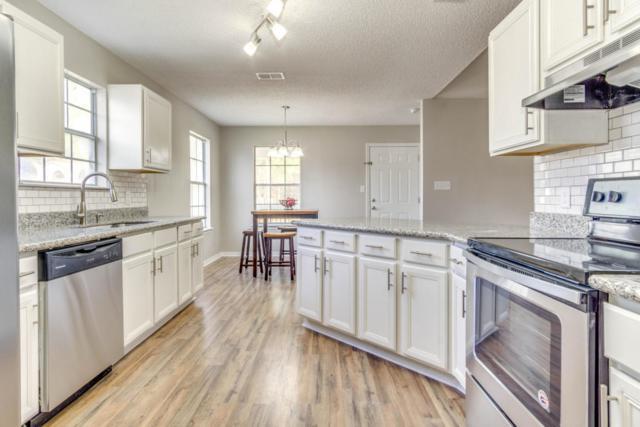2196 Whispering Pines Boulevard, Navarre, FL 32566 (MLS #792180) :: Coast Properties