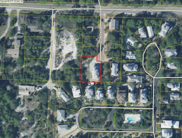 lot 7 Maritime Way, Santa Rosa Beach, FL 32459 (MLS #792212) :: Luxury Properties Real Estate