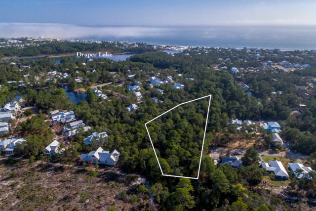 0000 Walnut Street, Santa Rosa Beach, FL 32459 (MLS #792261) :: Scenic Sotheby's International Realty