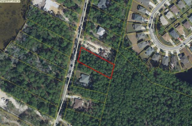 Lot 2 Lot 2 Blk H Driftwood Estates, Santa Rosa Beach, FL 32459 (MLS #792272) :: RE/MAX By The Sea
