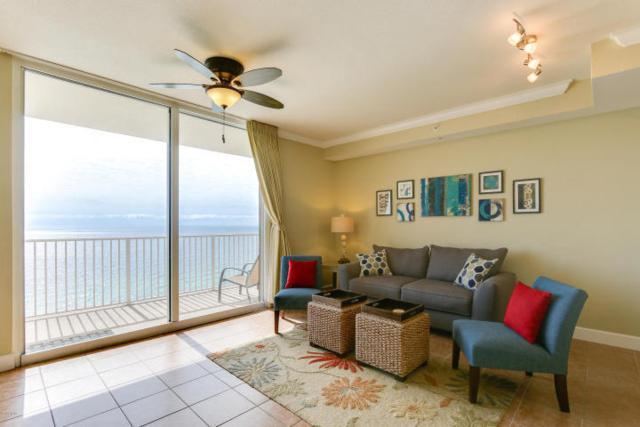 16819 Front Beach Road #1503, Panama City Beach, FL 32413 (MLS #792302) :: Somers & Company