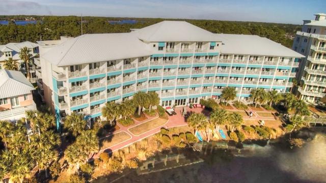 114 Carillon Market Street #110, Panama City Beach, FL 32413 (MLS #792477) :: Davis Properties