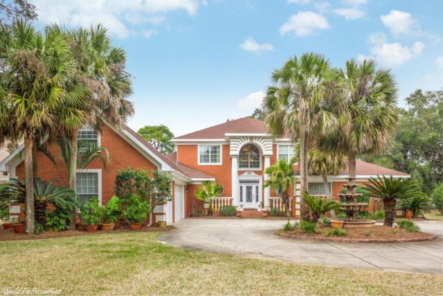 913 Sara Drive, Shalimar, FL 32579 (MLS #792525) :: Classic Luxury Real Estate, LLC