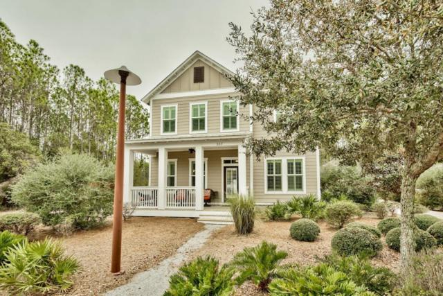 387 Medley Street, Inlet Beach, FL 32461 (MLS #792567) :: Classic Luxury Real Estate, LLC