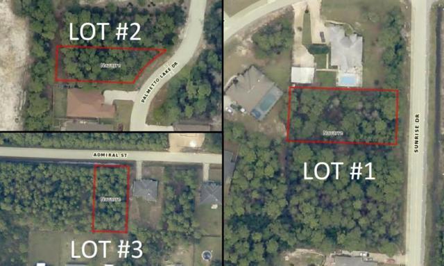 3 Lots Navarre, Navarre, FL 32566 (MLS #792773) :: ResortQuest Real Estate