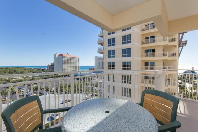 5000 Sandestin Boulevard 6701/6703, Miramar Beach, FL 32550 (MLS #792925) :: Classic Luxury Real Estate, LLC