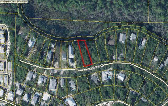 27 Canal Street Lot 27, Santa Rosa Beach, FL 32459 (MLS #793038) :: Luxury Properties Real Estate