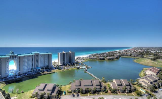122 Seascape Drive Unit 2001, Miramar Beach, FL 32550 (MLS #793183) :: Somers & Company